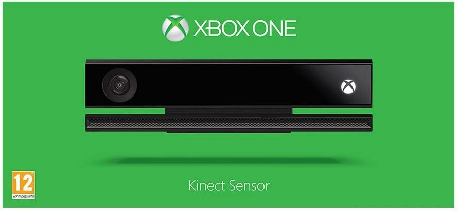 Amazon com: Microsoft Kinect for Xbox One: Video Games