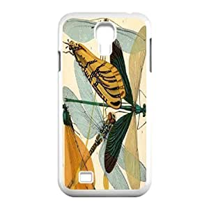 Beautiful Dragonfly DIY Cover Case for SamSung Galaxy S4 I9500,personalized phone case ygtg-308759