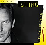 Fields Of Gold - The Best Of Sting 1984 - 1994 Album Cover