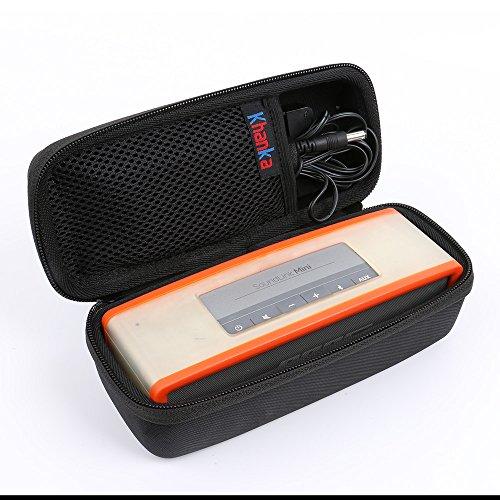 for Bose SoundLink Mini Bluetooth Speaker I/II Carrying Case by Khanka