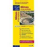 Ign #88420 Nîmes et Ses Environs