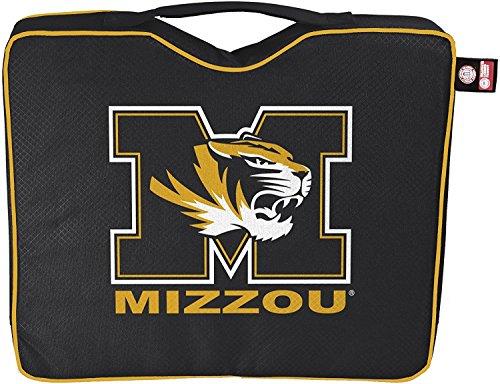Coleman C.O. NCAA Bleacher Cushion Seat; Missouri Tigers