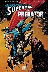 Superman vs Predator T01
