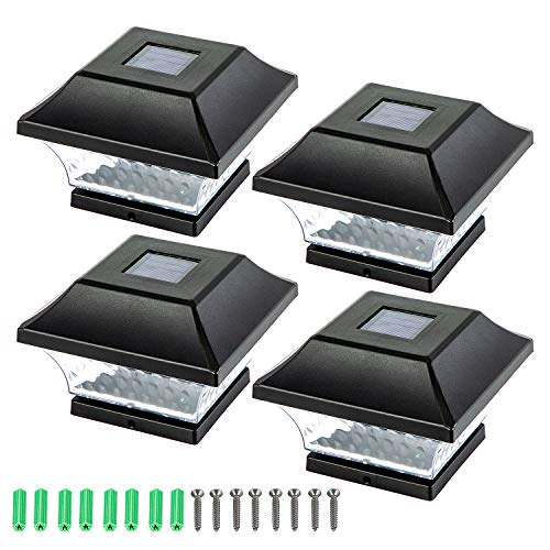 Outdoor Solar Post Top Lights in US - 2