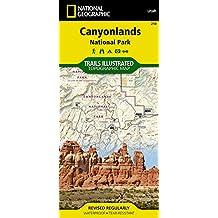 Canyonlands National Park, Utah: Outdoor Recreation Map