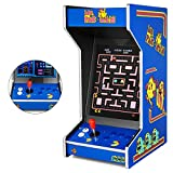 "Happybuy Tabletop Arcade Machine with 412 Classic Retro Games 19"" LCD Screen Hi-Fi Audio Inside for Home Commercial Man Caves Bars and Game Rooms Bartop Arcade Cabinet Machine (Tabletop, 412in1)"