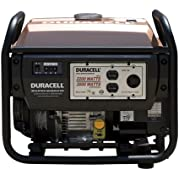 Duracell DS20R1i, 2000 Running Watts/2200 Starting Watts, Gas Powered Portable Generator