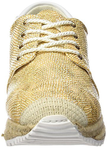 SIXTY SEVEN Damen 77953 Low-Top Dorado (Merx oro/Blanco)