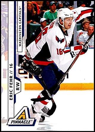 c8ca2b03e65 2010-11 Panini Pinnacle  6 Eric Fehr NM-MT Washington Capitals Official NHL