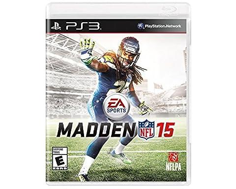 Madden NFL 15 - PlayStation 3 (Sony Emerson)