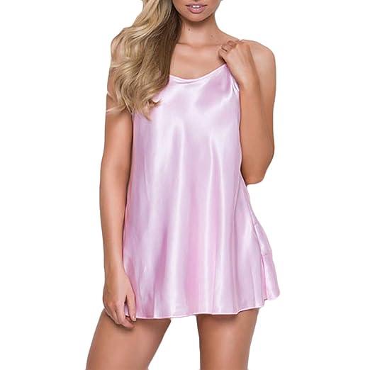 DEELIN Mujer Caliente Venta Moda Sexy TentacióN CamisóN De Gran TamañO Ropa Interior MuñEcas Pijamas Pijamas Ropa Interior CamisóN: Amazon.es: Ropa y ...