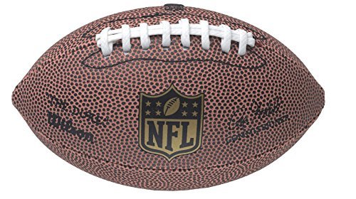 WILSON Football NFL Mini Micro, Brown, F1637