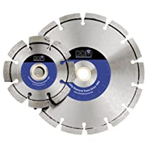 Dixie Diamond Manufacturing 4TUK Tuck Pointer Blade Budget Grade for Dry/Wet Cutting, 4 X.250-Inch X 7/8-Inch with 5/8-Inch Bushing