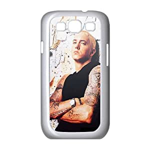 QSWHXN Phone Case Eminem Hard Back Case Cover For Samsung Galaxy S3 I9300