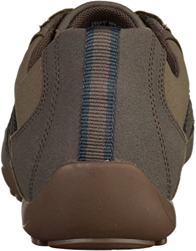 Les Geox De Brun Hommes Ravex U743fb boue Baskets qrFzqw