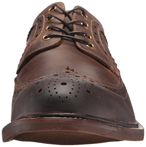 Kenneth Cole Reactie Heren Giles B Oxford Brown