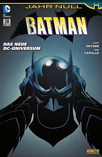 Batman #28 - Jahr Null (2014, Panini) ***New 52***