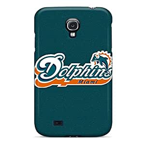 Series Skin Case Cover For Galaxy S4(miami Dolphins)