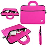 "KOZMICC 14 - 14.1 "" Laptop Portable Case Bag Handle  Pocket for Dell, HP, Acer, Asus, Lenovo, Samsung"