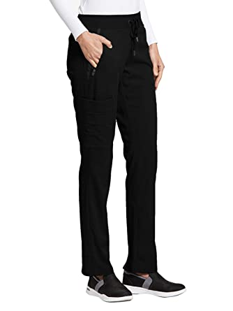 5fb9d3949fa61 Amazon.com: Grey's Anatomy Impact Elevate Pant for Women - Extreme ...