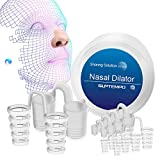 Anti-Snoring Devices-Snoring Solution for Silent Nite,Softer and Comfortable Nasal Dilators for Easy Breahting