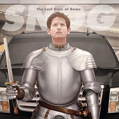 CD : Snog - The Last Days Of Rome (CD)