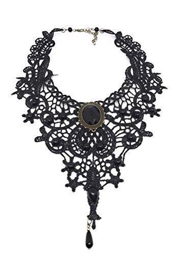 - Nataliya Choker Necklaces (Lolita Lace Choker)