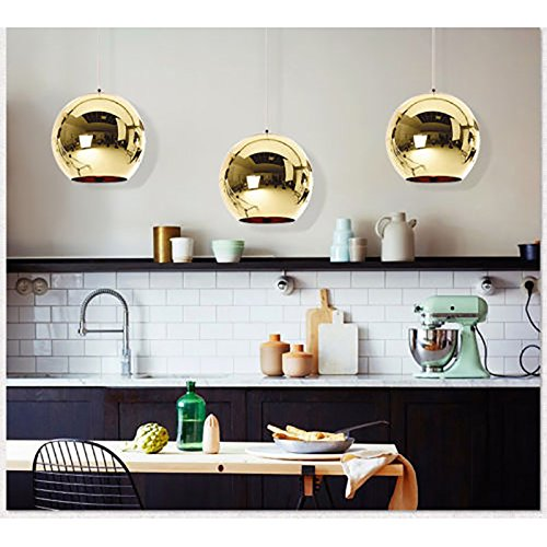 Flower Globe Pendant Light