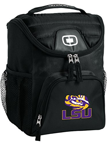 (Broad Bay LSU Tigers Lunch Bag Our Best LSU Lunch Cooler Style)