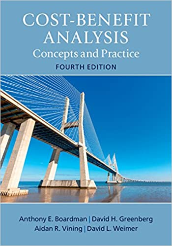 Amazon Com Cost Benefit Analysis Concepts And Practice Ebook