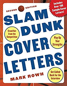 Slam Dunk Cover Letters, 2/e