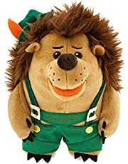 "Plush Toys Plush MR. PRICKLEPANTS 6 1/2"" H Cute Fuzzy Hedgehog"