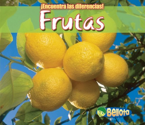 Frutos / Fruits Encuentra Las Diferencias: Plantas / Spot the Difference: Plants: Amazon.es: Charlotte Guillain: Libros
