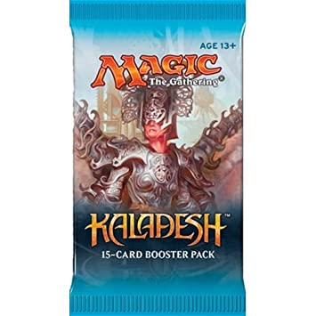 Magic The Gathering 14439-S Kaladesh Booster Pack, 15 Cartas ...