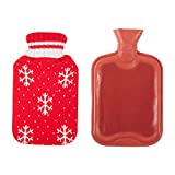 * Note Do not put in the microwave Bottles should be replaced after two years of use. Not suitable for children under the age of 36 months. Hot water bottle can cause burns avoid prolonged direct contact to skin.   Treating sore muscles, stress or ...