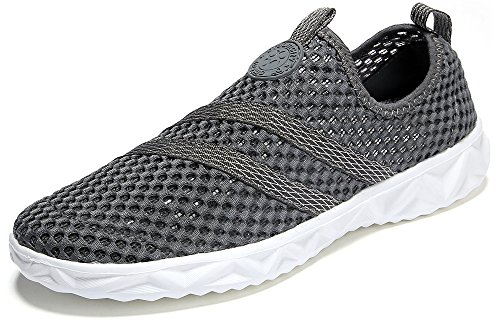 - Dreamcity Men's Breathable Mesh Water Shoes Walking Sneakers