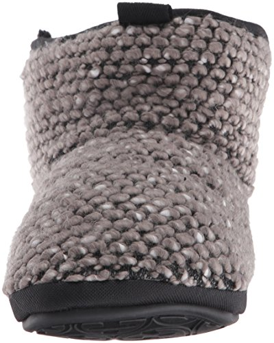 Slaapkamer Atletiek Heren Willis Slipper Charcoal / Fleck