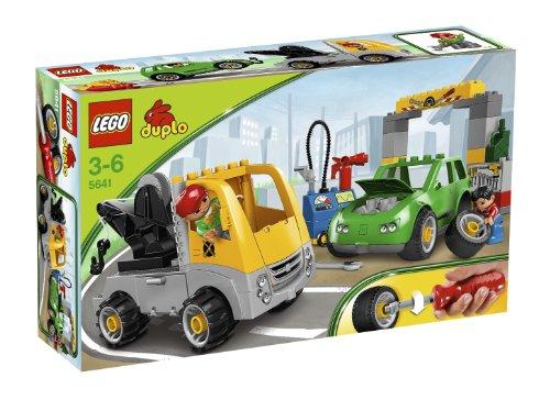 Nieuw LEGO Duplo 5641 - Werkstatt: Amazon.de: Spielzeug YF-09