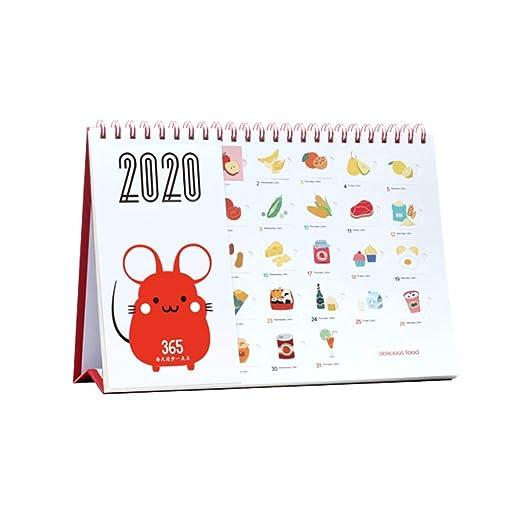 Calendario Calendarios de Escritorio Calendarios d 365 Días Inglés ...