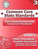 Third Grade Common Core Assessment Workbook, CoreCommonStandards.com, 1495910431