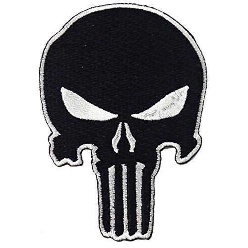 Punisher Motorcycle Jacket - 7