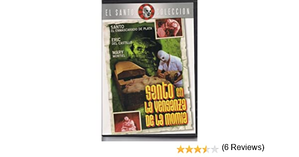 Amazon.com: SANTO EN LA VENGANZA DE LA MOMIA [NTSC/REGION 1 & 4 DVD. Import-Latin America]: Santo, René Cardona: Movies & TV