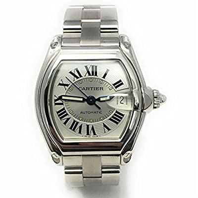 Cartier Roadster Swiss-Automatic Male Watch W62025V3 (Certified Pre-Owned) from Cartier