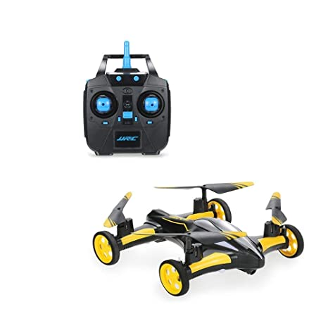 Aire-Tierra RC Drone 6 Ejes Gyro Flying Car 2.4 GHz 4CH Land/Sky 2 ...