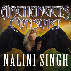 Archangel's Consort Audiobook
