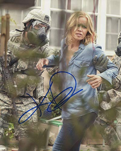 Signed Dickens - Kim Dickens Signed Autograph Fear The Walking Dead 8x10 Photo With COA PJ