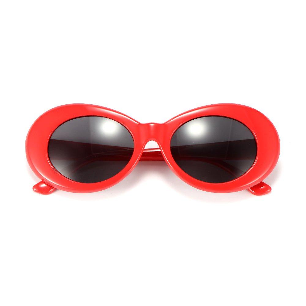 ONEVER Retro rotondo sole sunglasses Occhiali da sole in lega Lens femminile driver Occhiali Occhiali Telaio Occhiali Accessori auto