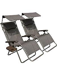 Abba Patio Zero Gravity Lounge Chair ...