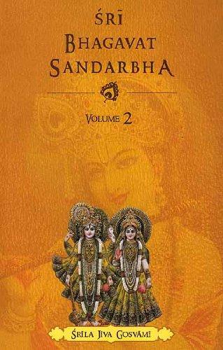 Download Sri Bhagavat Sandarbha (Volume II) PDF