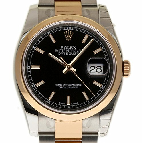 Rolex Datejust swiss-automatic mens Watch 116201 (Certified Pre-owned)